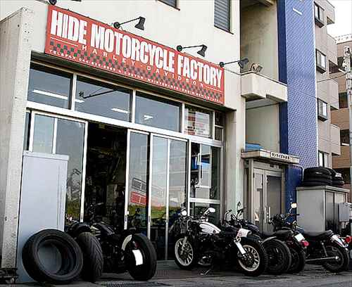Hide Motorcycles-s
